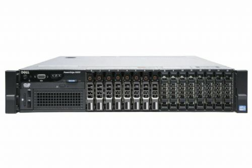 Dell PowerEdge R820 4x Ten-Core E5-4650v2 128GB RAM 8x 900GB HDD 2U Rack Server